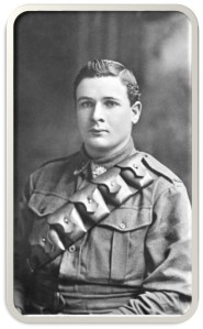 Cyril Barblett was killed in action in France on 11 September 1917. Photograph courtesy Australian War Memorial (public domain).